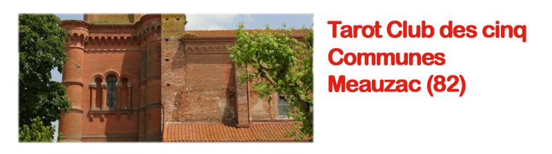 Tarot Club des cinq Communes - Meauzac